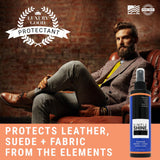 Shoe - Premium Leather Water & Stain Repellent Lifestyle