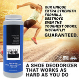 Shoe - Premium Shoe Deodorizer Powder Lady Running