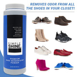 Shoe - Premium Shoe Deodorizer Powder Different Types of Shoes