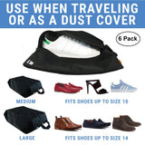 Shoe - Premium Shoe Travel And Dust Bags Shoes that Fit