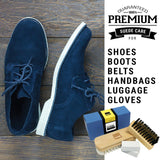 Shoe - Premium Suede Brush Set Laying down