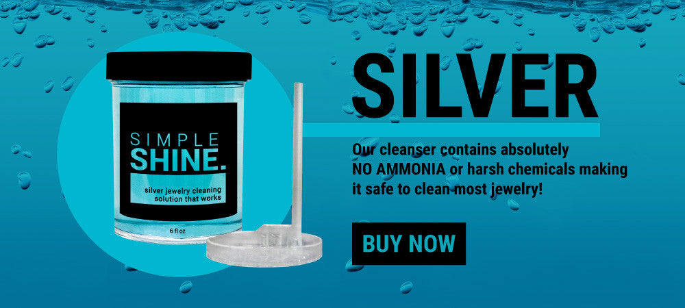 Silver Cleaner Solution