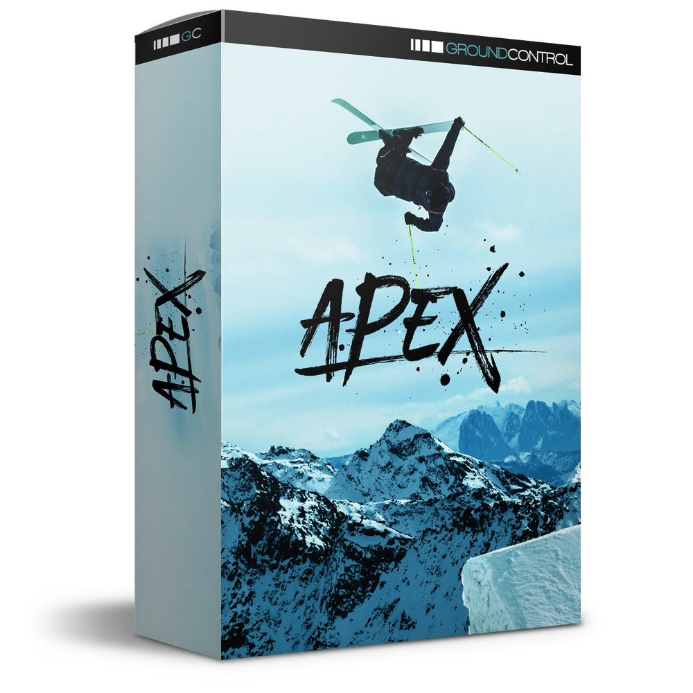 Apex: Filmic LUTs for GoPro