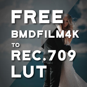 FREE Color Grading LUTs for Resolve, FCPX, Adobe Premiere, and More!