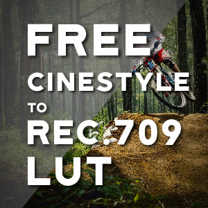 FREE Canon Cinestyle to Rec.709 LUT