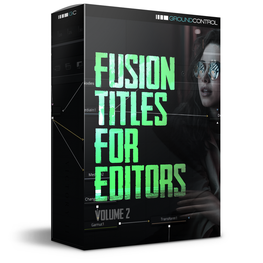 Fusion Titles For Editors Vol 2