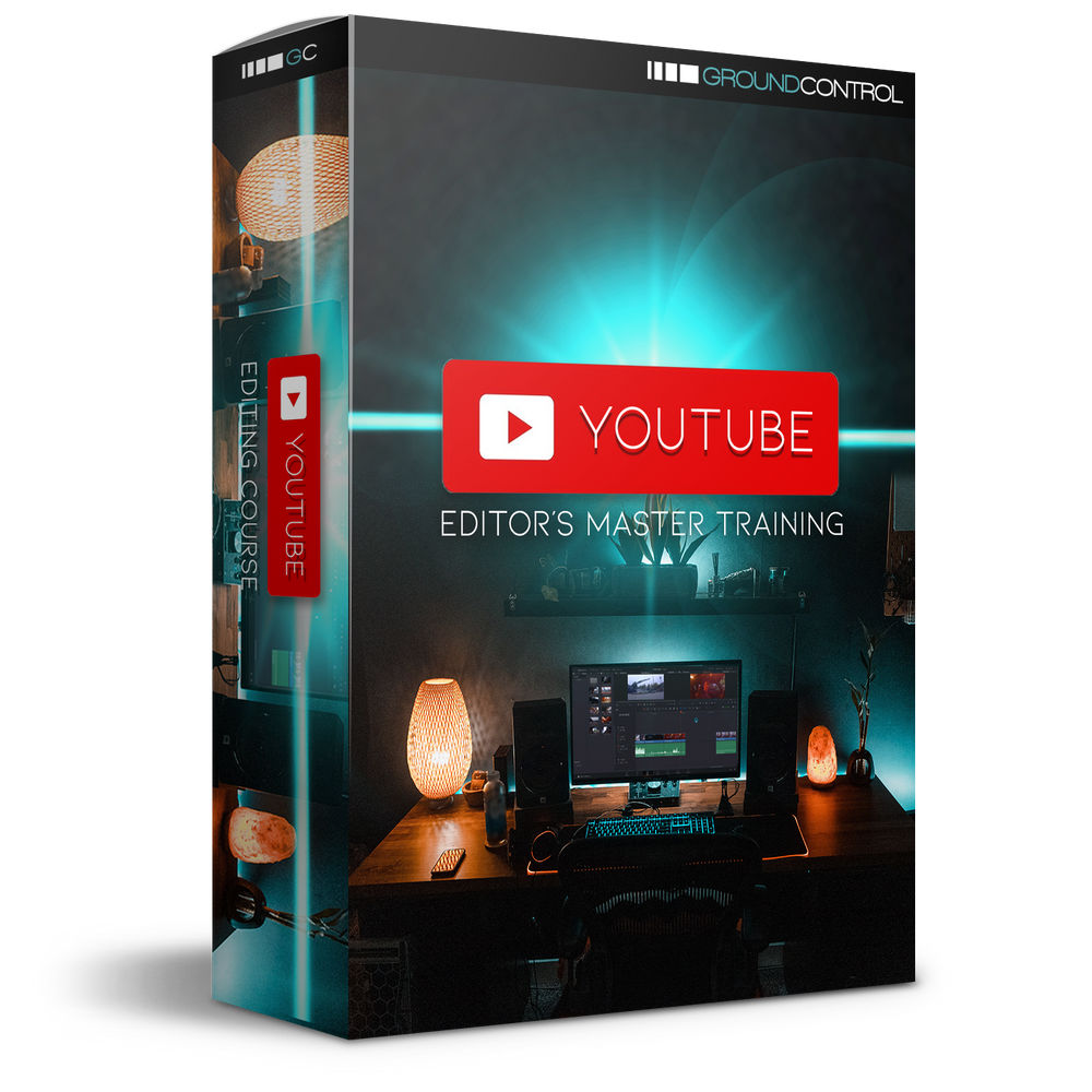 The YouTube Editor's Master Training