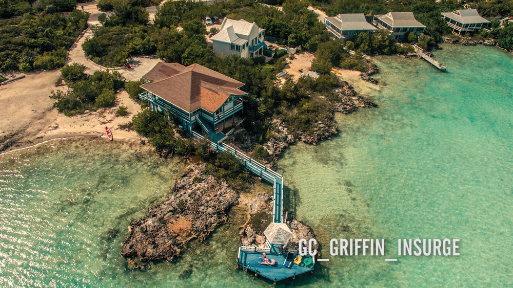 Griffin LUTs for DJI Mavic