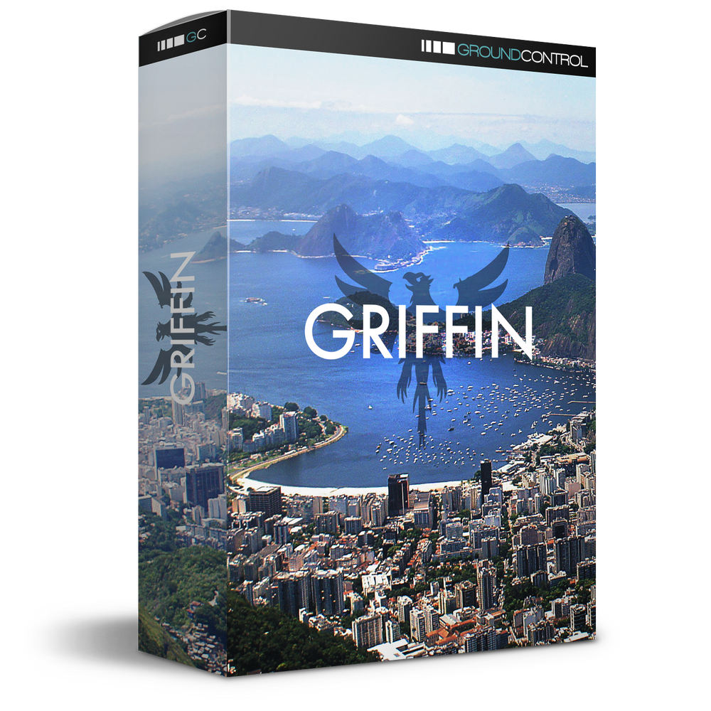 Griffin LUTs for Mavic Pro from Ground Control