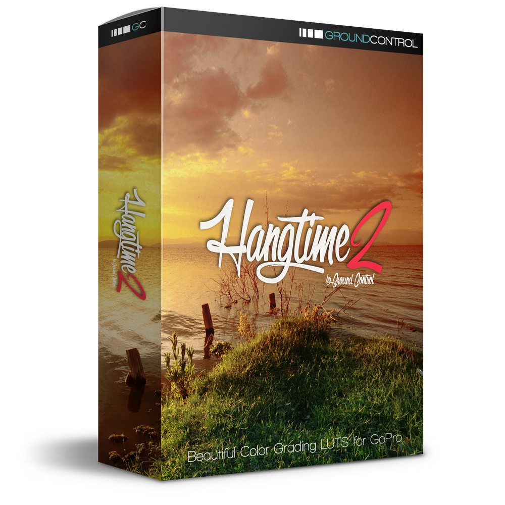 Hangtime 2 LUTs for Protune