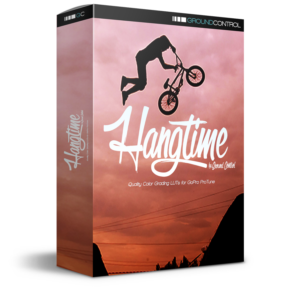 Hangtime LUTs for Protune