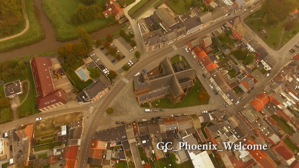 Phoenix: Warm-Toned LUTs for Drones