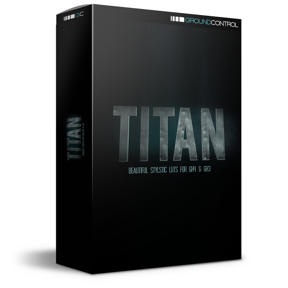 Titan LUTs for GH4 & GH3