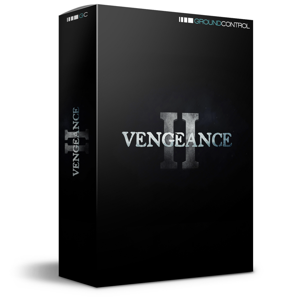 Vengeance II LUTs for BMDFilm and BMDFilm4K
