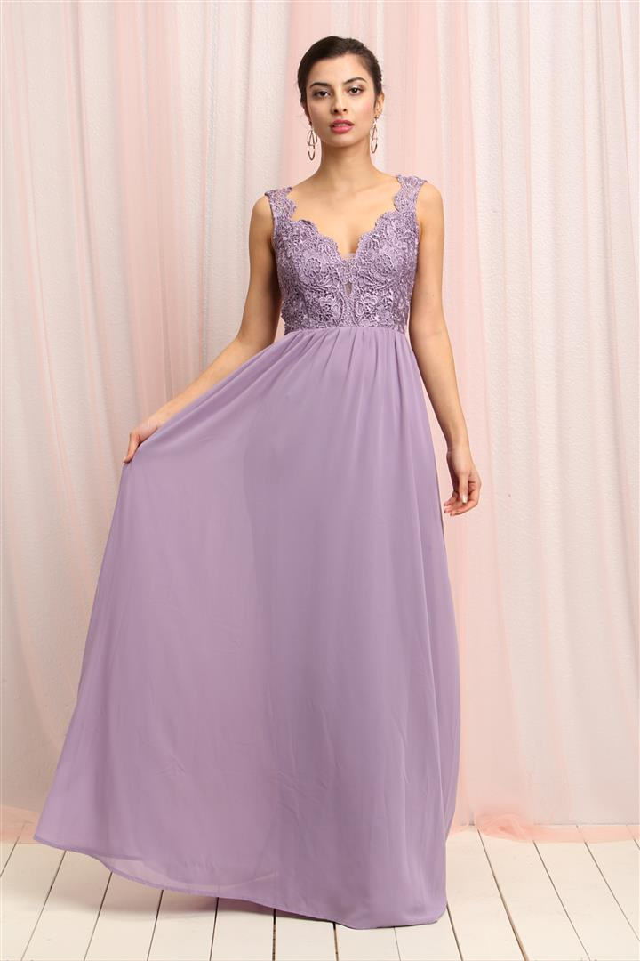 CAMILE DUSTY LILAC