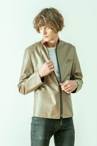 BAKER LUXURY LEATHER JACKET