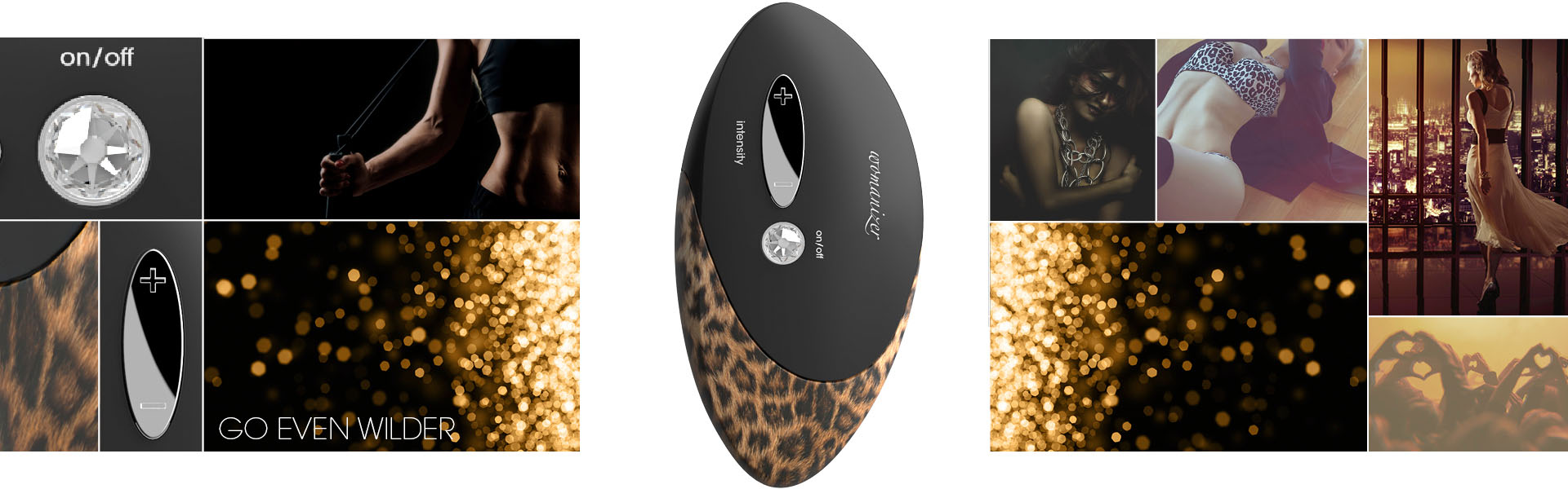 WOMANIZER:  Revolutionary Pleasure Air Technologie