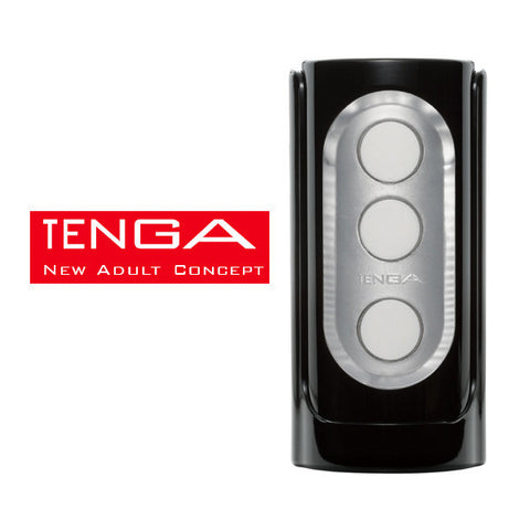 TENGA FLIP HOLE BLACK - THF-002 Male Masturbator : FIRMER & TIGHTER