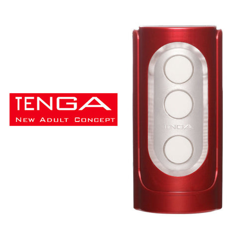 TENGA FLIP HOLE RED - THF-004 Male Masturbator : ECSTASY BLISS