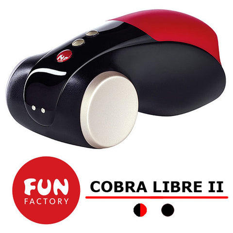 Fun Factory - COBRA LIBRE II PENIS MASSAGER