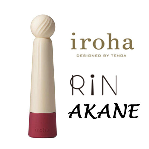 iroha Rin Protable 4 speed Intimate Massager - AKANE HMR-01