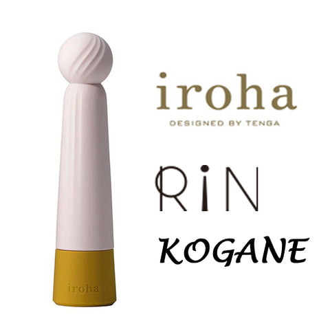 iroha Rin Protable 4 speed Intimate Massager - KOGANE HMR-02