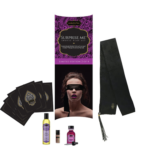 Kama Sutra - Surprise Me Erotic Playset kit