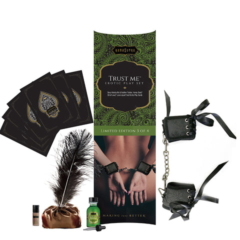 Kama Sutra - Trust Me Erotic Playset kit