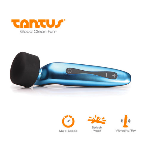 Tantus Rumble Featherweight Rechargeable Massager