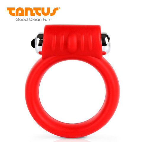 TANTUS - Vibrating C Ring - RED