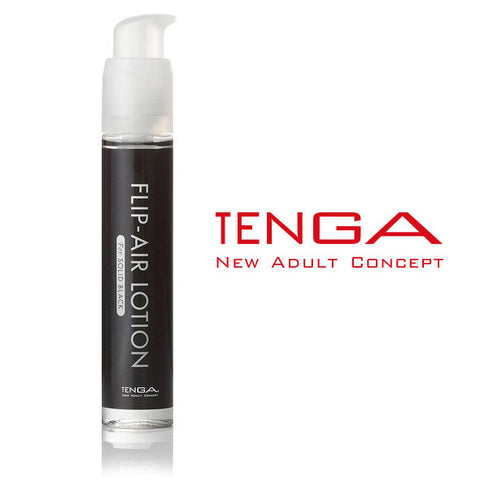TENGA Flip Air Lotion for Solid Black - FAL-002