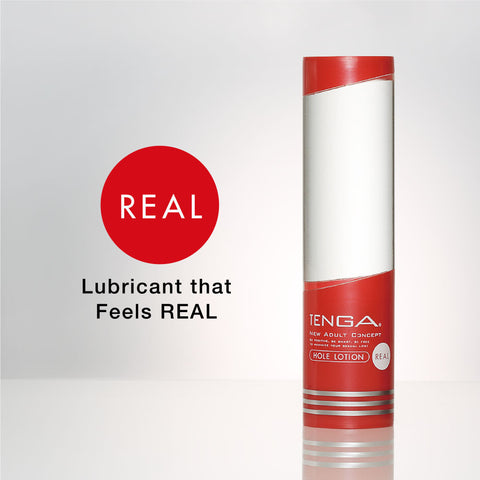 TENGA HOLE LOTION [REAL]: TLH-002