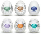 TENGA Hard Boiled Strong Sensations Egg Masturbator 6 pack