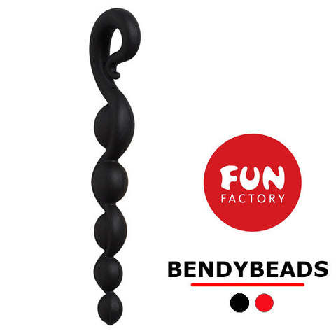 Fun Factory - BENDYBEADS Anal beads - Two Color Models