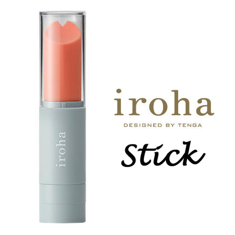 Iroha Tenga Mini Portable Intimate Massager - STICK