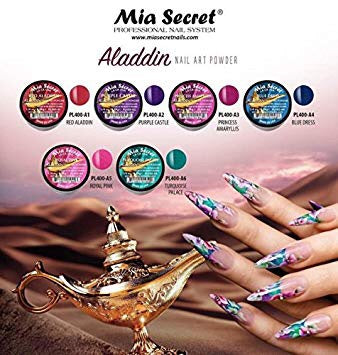 Aladdin Nail Art Powder