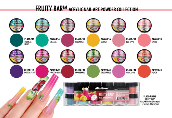 Fruity Bar Collection