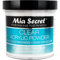 CLEAR ACRYLIC POWDER Mia Secret