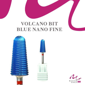 Brocas Volcano (2Way)  Blue Nano
