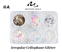 Irregular Cellophane Glitter RNAD-149