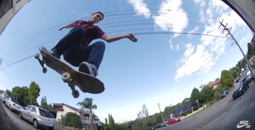 Nike SB Cumberland County Video