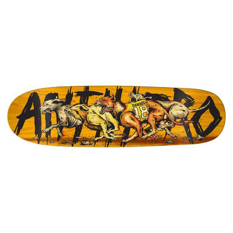 Anti Hero Feral Cardiel Deck 9.3""