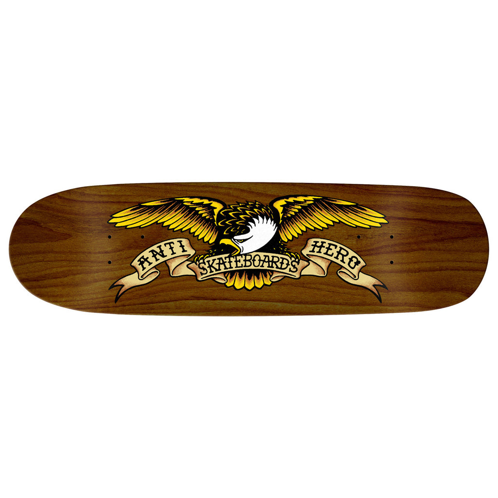 ANTI HERO SHAPED EAGLE DECK 8.8""