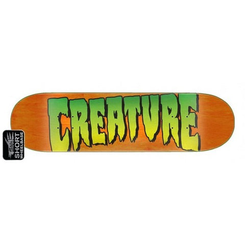 CREATURE LOGO STUMPS 8.8""