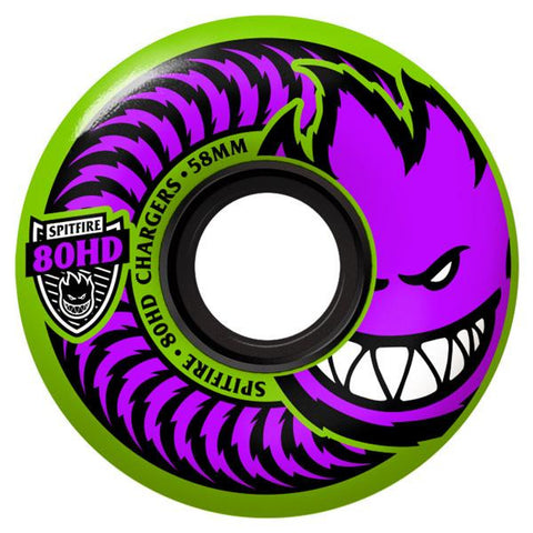 Spitfire Soft 80HD Charger Classic Wheels 56mm