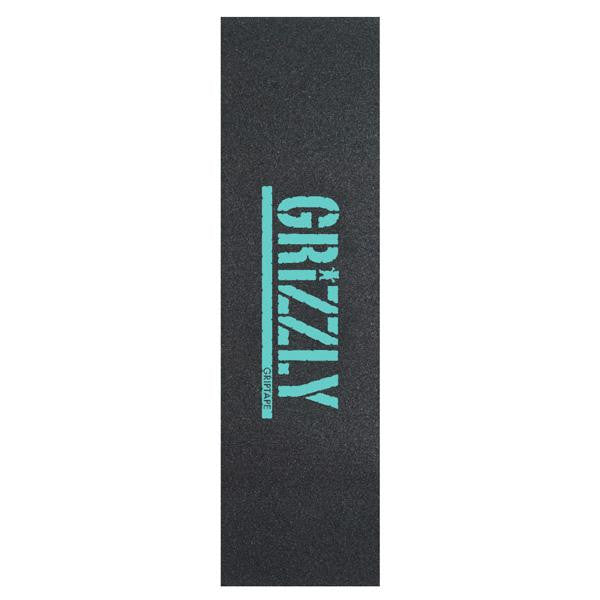 GRIZZLY GRIP TAPE BLUE STAMP LOGO