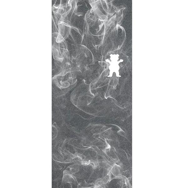 Grizzly Grip Tape Smoke Cut Out Logo