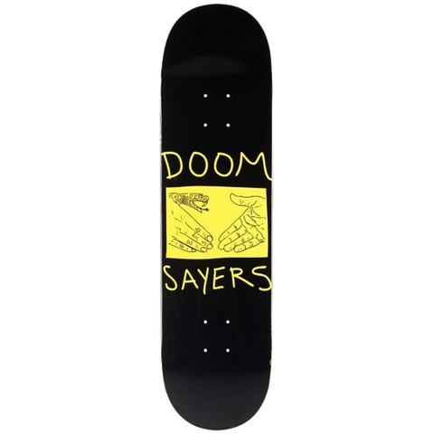 Doom Sayers Wood Snake Shake Deck 8.28