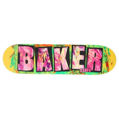 Baker Riley Hawk Fingerprint Pro Deck 8.475""