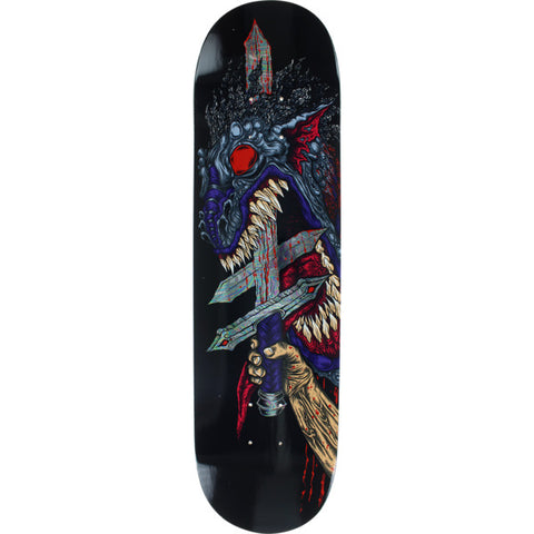 DEATHWISH NEEN FOILED BEAST SLAYER 8""